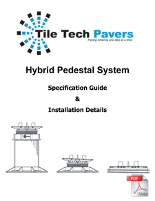 Pedestals for Concrete Pavers