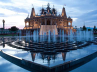 BAPS Mandir Temple