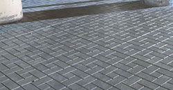 Rubber Patio Pavers